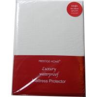 Single Polypropylene Waterproof Mattress Cover Protector